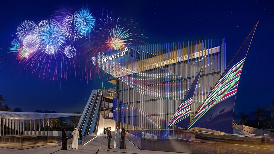 EXPO 2020 – DP World Pavilion