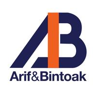 arif bintoak logo
