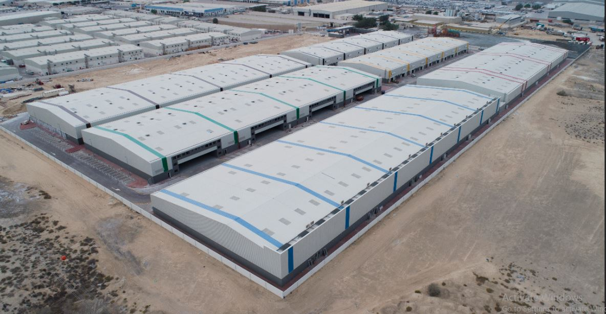 Construction of Warehouses, Cold Storage & Associated Works