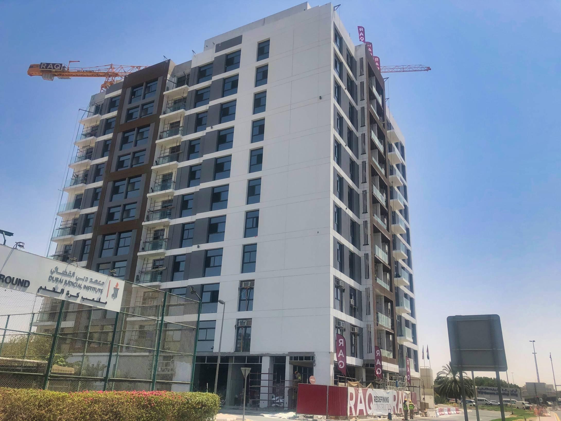 Furnished Apartments 2B+G+10+R