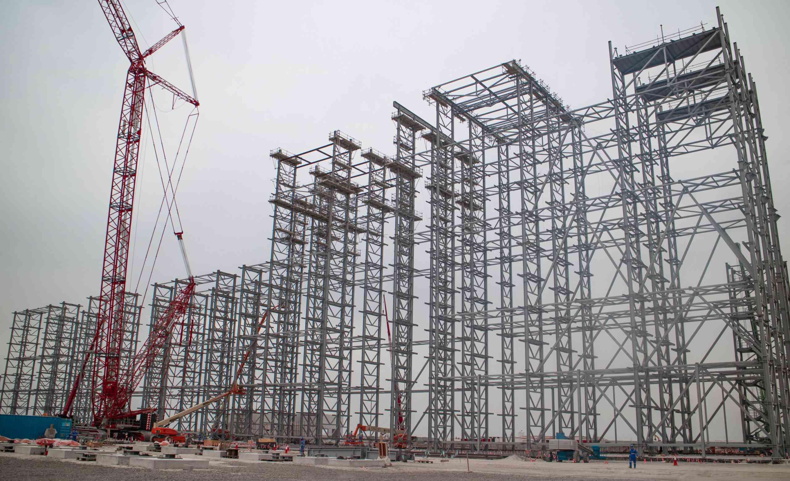 High Bay Storage Facility