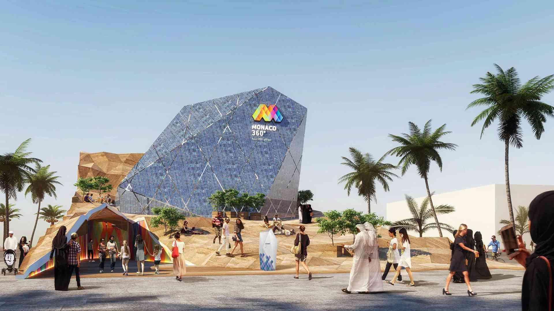 EXPO 2020 – Monaco Pavilion