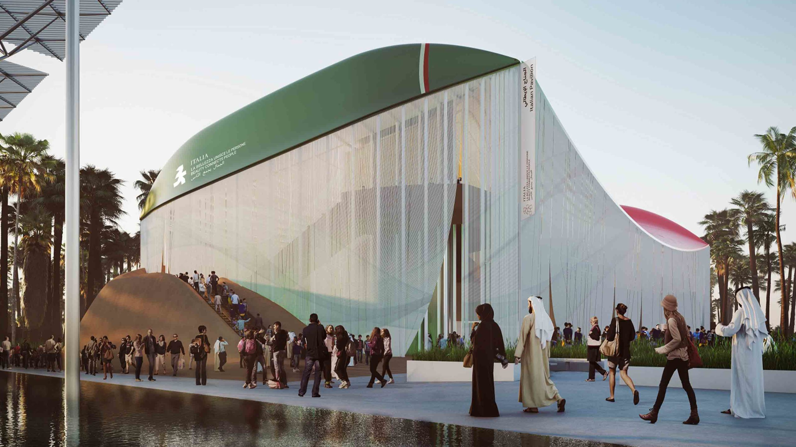 EXPO 2020 – Italy Pavilion