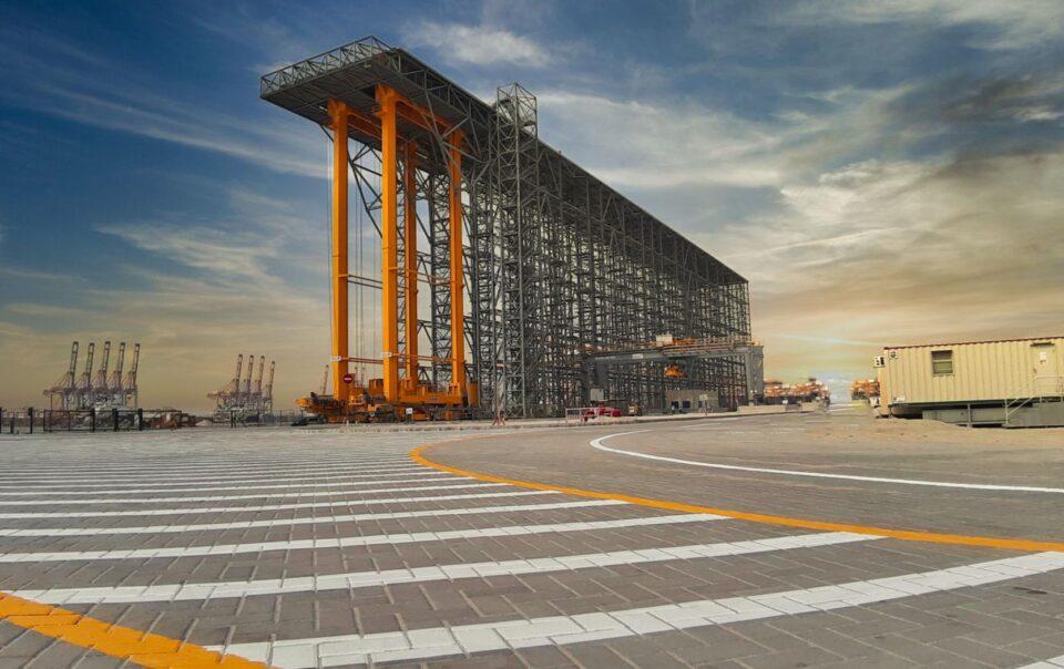 RAQ High Bay Storage Facility