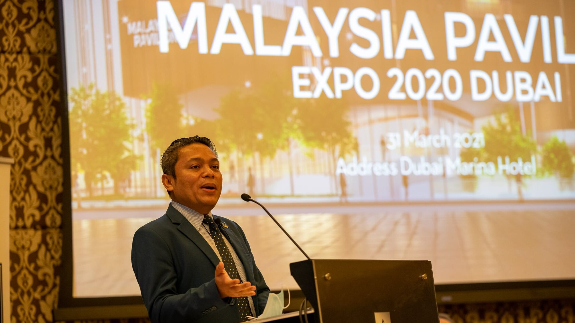 The Ambassador of Malaysia talks about trade and how Expo 2020 would be revolutionary