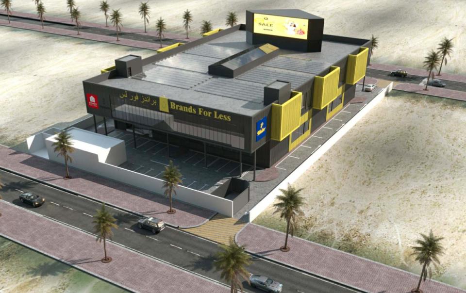 BFL Group Shopping Center